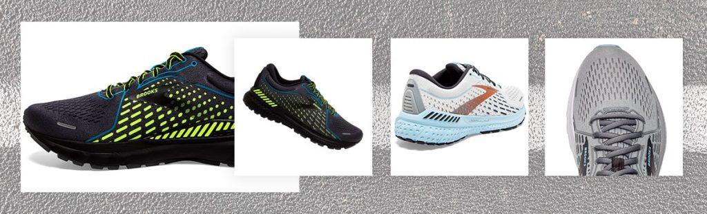 Brooks GTS 21 running shoe