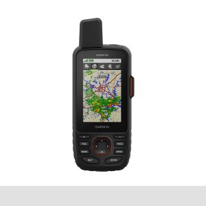 Garmin GPSMAP 66i Handheld GPS and Satellite Communicator