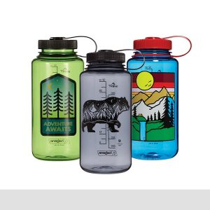 Quest Nalgene Bottles