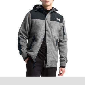 The North Face Men's Sherpa-Lined Rivington Fleece Jacket