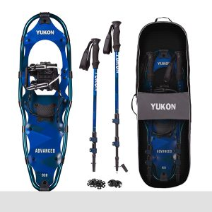 Yukon Charlie's Adult Advanced Snowshoe Kit