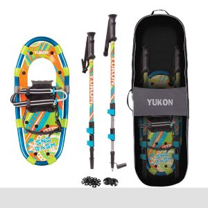 Yukon Charlie's Youth Sno-Bash Snowshoe Kit