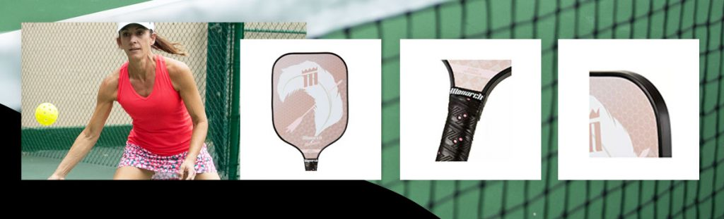 Monarch Women's Duchess Pickleball Paddle