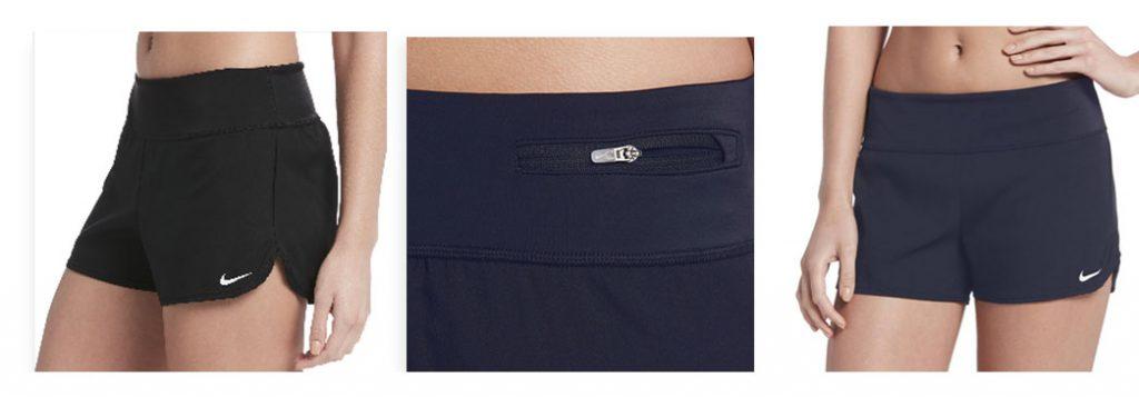 Nike Women's Solid Element Swim Board Shorts-