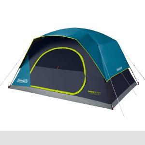 Coleman Dark Room Skydome 6-Person Tent
