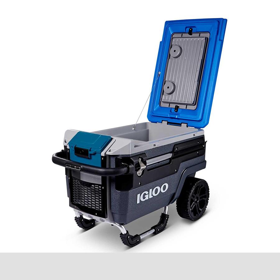 Igloo 70 Qt. Trailmate Roller Cooler