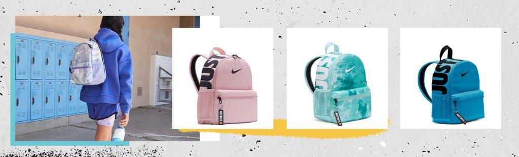 Nike Kid's Brasilia JDI Mini Backpack
