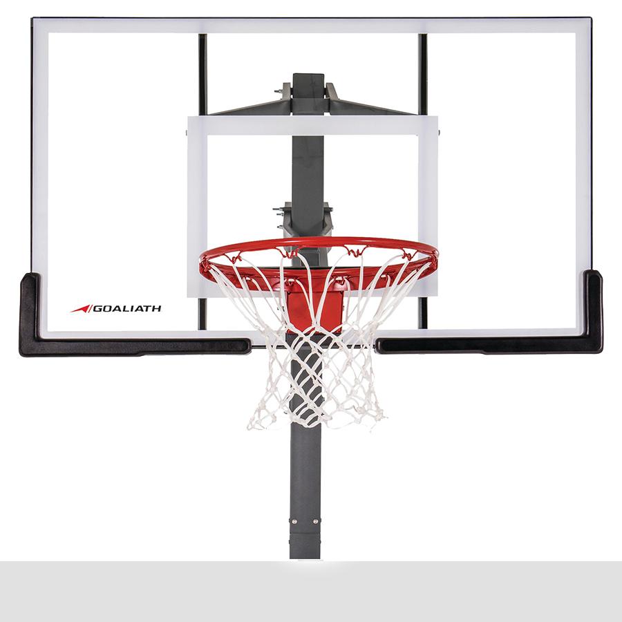 goaliath 54 inch prodigy in-ground basketball hoop